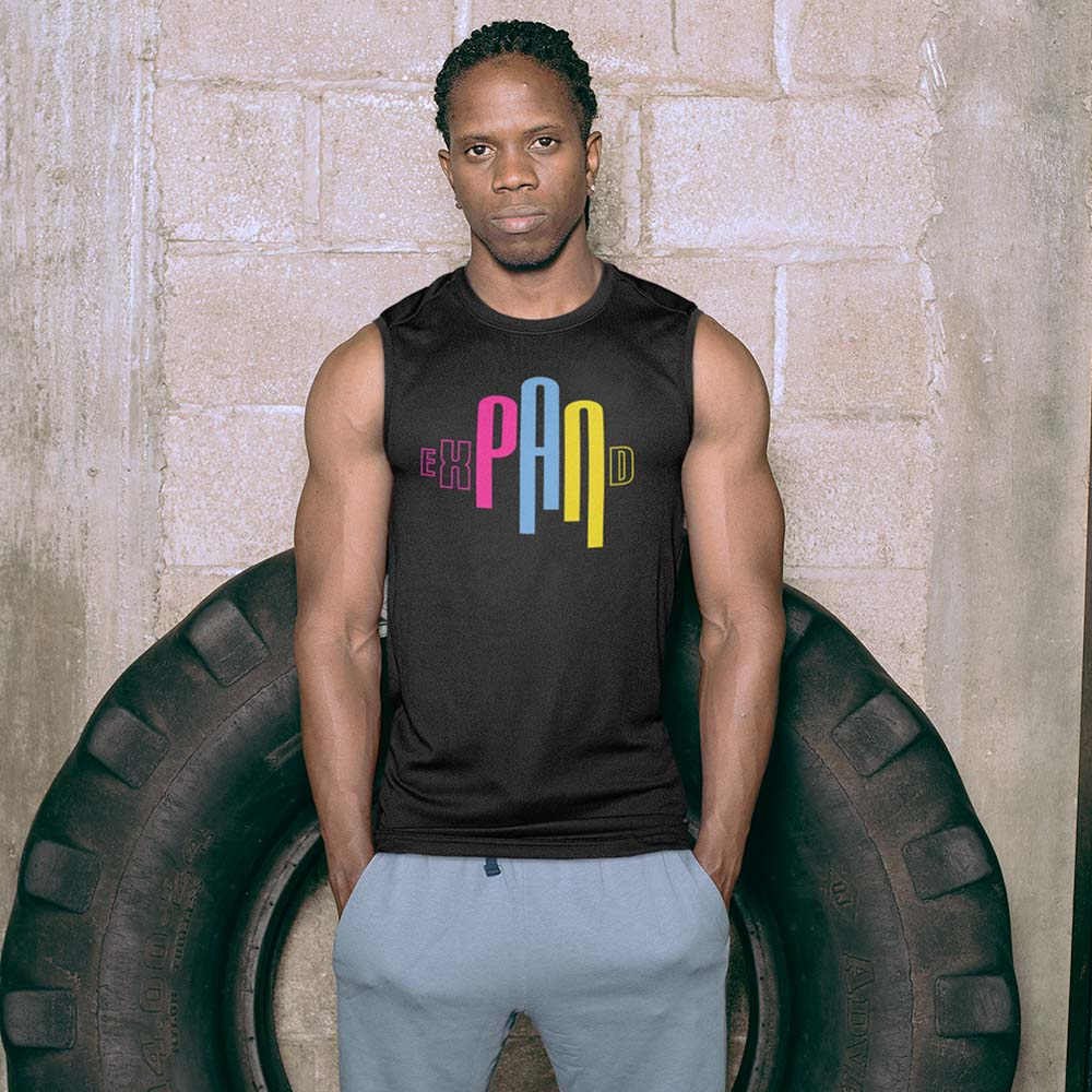 pansexual shirt from our pride clothing shop