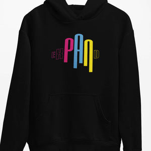 Open image in slideshow, comfy pansexual hoodie