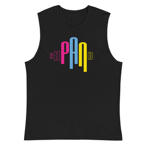 Expand pansexual pride shirt