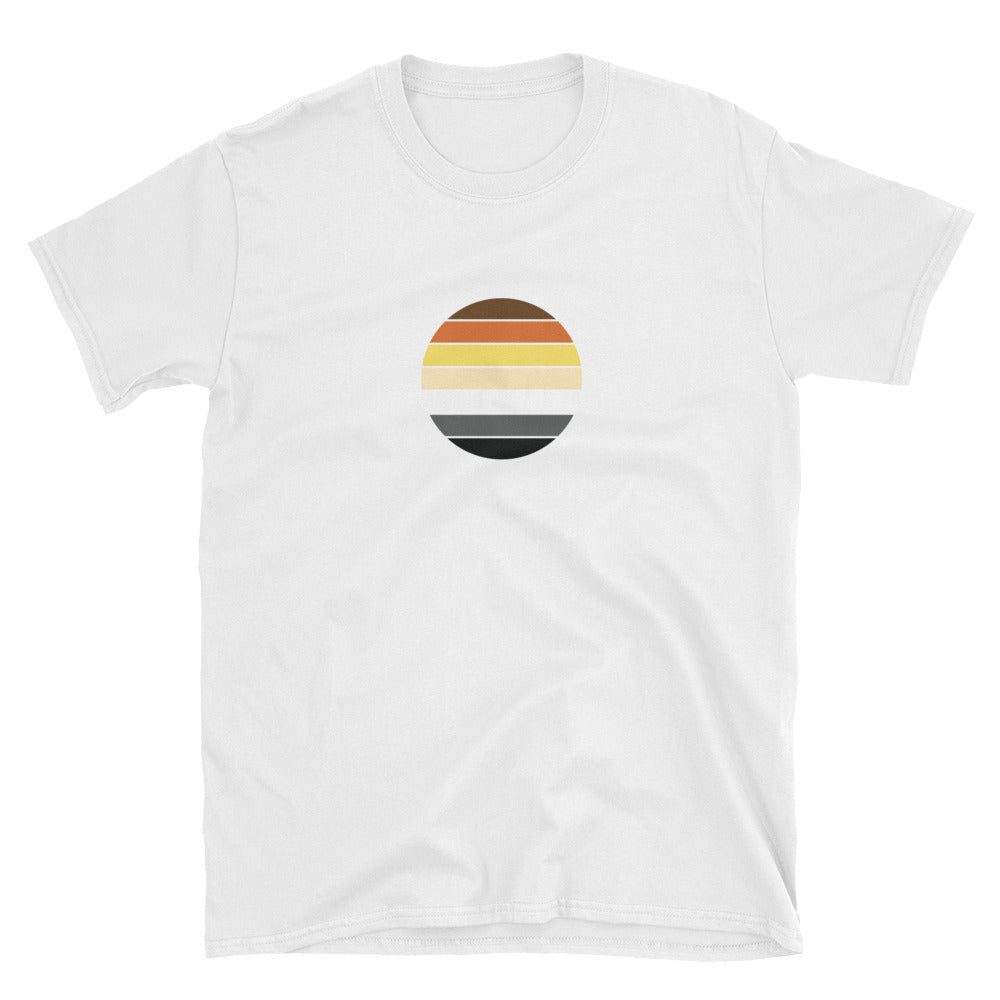 LGBTQ Super Power Bear Short-Sleeve Unisex T-Shirt