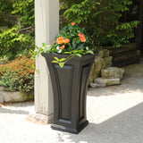 Ellis Tall Outdoor Planter Highwood USA