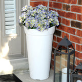 Emme Tall Outdoor Planter