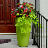 Barrow 32in Tall Outdoor Planter Highwood USA