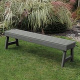 Weatherly Picnic Backless Bench - 5ft BenchSwing Highwood USA