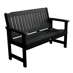 Lehigh Garden Bench - 5ft BenchSwing Highwood USA Black