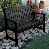 Lehigh Garden Bench - 5ft BenchSwing Highwood USA