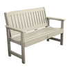 Lehigh Garden Bench - 5ft BenchSwing Highwood USA Whitewash