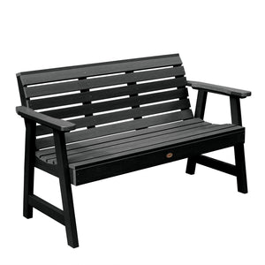 Weatherly Garden Bench - 5ft BenchSwing Highwood USA Black