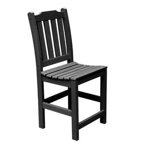 Lehigh Side Chair - Counter Height Dining Highwood USA Black