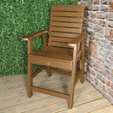 Weatherly Armchair - Counter Dining Highwood USA
