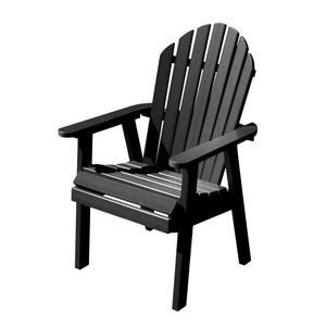 Hamilton Deck Chair - Dining Height Dining Highwood USA Black
