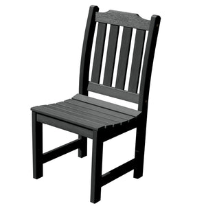 Lehigh Side Chair - Dining Height Dining Highwood USA Black