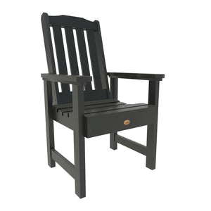 Lehigh Armchair - Dining Height Dining Highwood USA Black