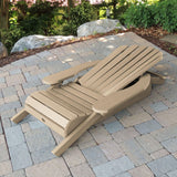 Hamilton Folding & Reclining Adirondack Chair