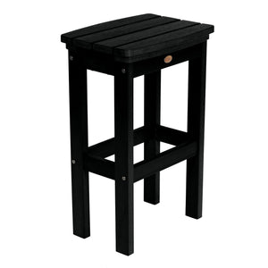 Lehigh Bar Height Stool Highwood USA Black