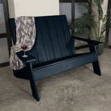 Barcelona Double Wide Modern Adirondack Chair
