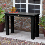 Sideboard Table 22in x 54in - Counter Height Dining Highwood USA