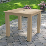 Square 42in x 42in Dining Table - Counter Height Dining Highwood USA