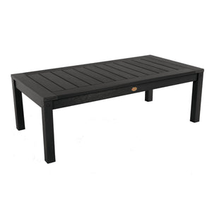 Adirondack Coffee Table Highwood USA Black