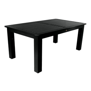 Rectangular 42in x 72in Outdoor Dining Table - Dining Height