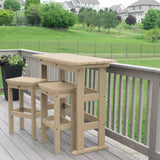 Lehigh 3pc Bar Height Balcony Set