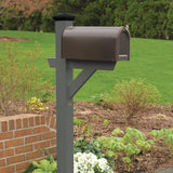 Hazleton Mailbox Post Highwood USA