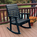 Weatherly Rocking Chair Rockers Highwood USA