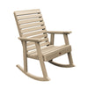 Weatherly Rocking Chair Rockers Highwood USA Tuscan Taupe