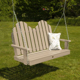 Refurbished Classic Westport Porch Swing BenchSwing4ft Highwood USA