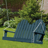 Classic Westport Porch Swing BenchSwing4ft Highwood USA