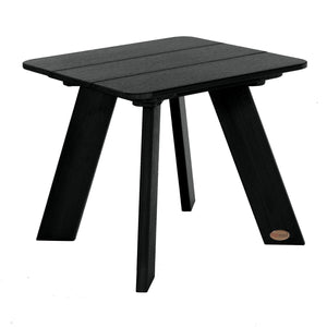 Barcelona Modern Side Table Highwood USA Black