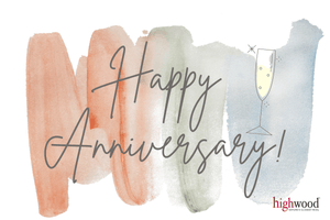 Anniversary Gift Cards Highwood USA