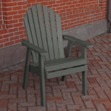 Commercial Grade Muskoka Adirondack Deck Dining Chair