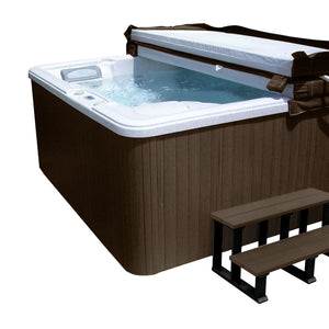 Spa/Hot Tub Cabinet Replacement Kit Spas Highwood USA Weathered Acorn