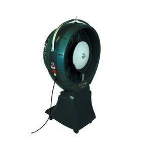 Tempest 10 Gallon Reservoir Misting Fan Highwood USA Black