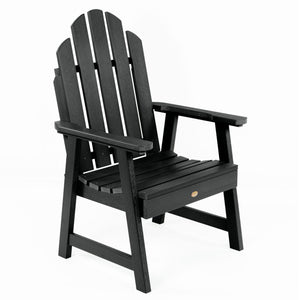 Refurbished Westport Garden Chair Highwood USA Black