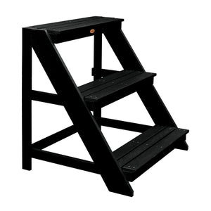 Ladder Plant Stand, 3ft Highwood USA Black