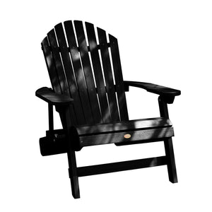 Refurbished King Hamilton Folding & Reclining Adirondack Chair Highwood USA