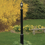 Refurbished Brockton Lamppost Highwood USA