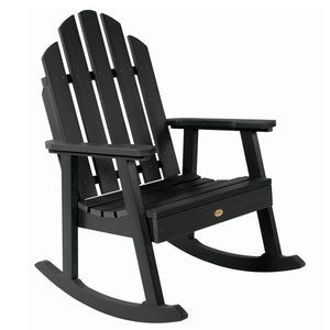 Westport Garden Rocking Chair Highwood USA Black