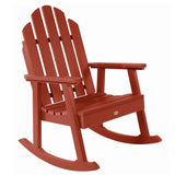 Westport Garden Rocking Chair Highwood USA Rustic Red