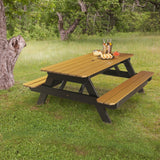 Hometown Picnic Table Highwood USA