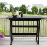 Lehigh Bar Height Balcony Table Highwood USA