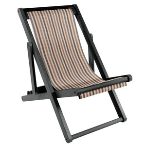 Arabella Sling Chair Metro ELK OUTDOORS® Abyss