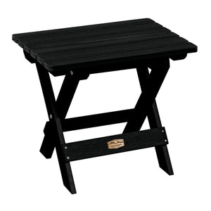 The Essential Folding Side Table ELK OUTDOORS® Abyss
