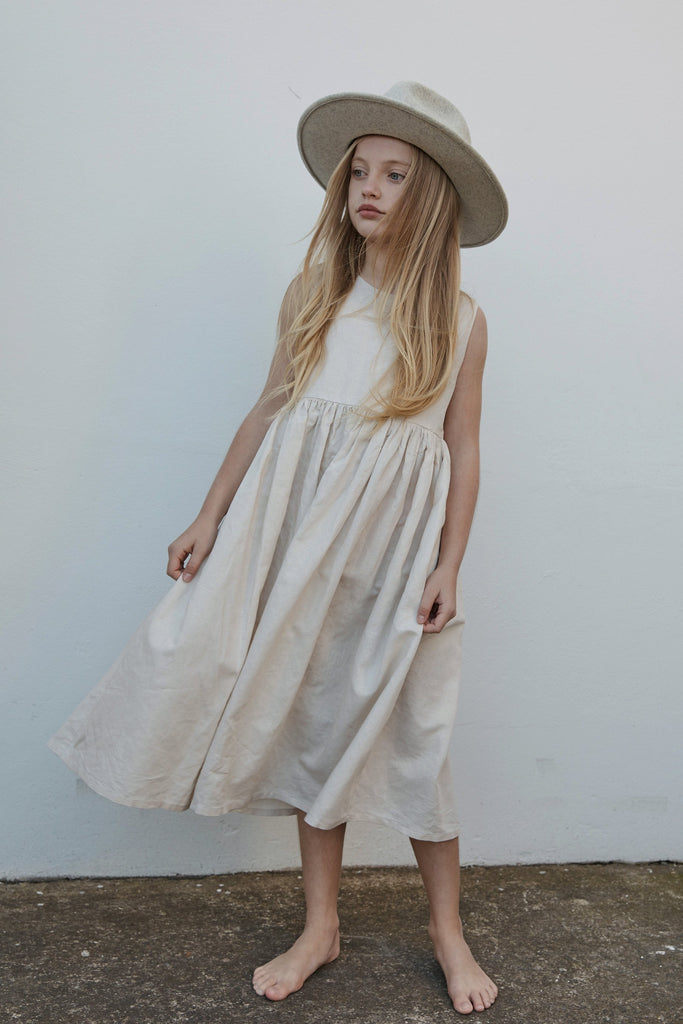 Mayday Dress | Ivory