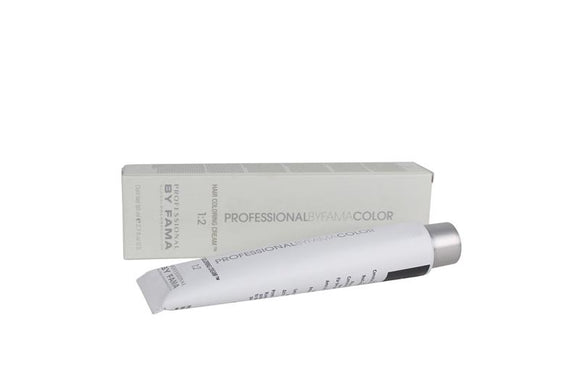 Professional By Fama Color Hair Coloring Cream 1:2