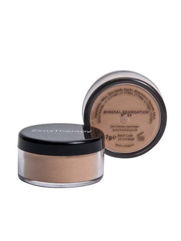 ZenzTherapy Mineral  Foundation 7 g no 24