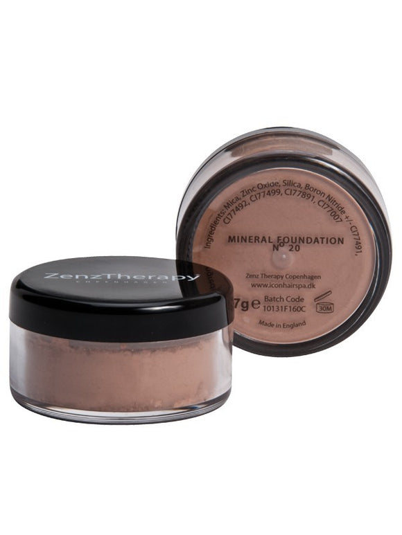 ZenzTherapy Mineral Foundation 7 g no 20