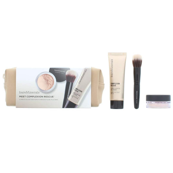 bareMinerals Bare Minerals meets Complexion Rescue Collection plus Tasche Opal 01